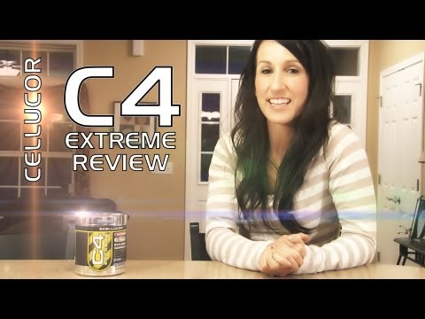 Cellucor C4 Pre-Workout Review