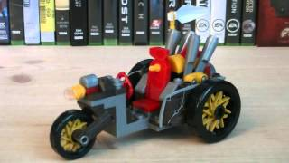 World of Warcraft Mega Bloks 91019 Goblin Trike Review