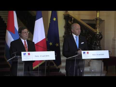 Serge Atlaoui : réaction de Laurent Fabius suite au rejet du dernier recours