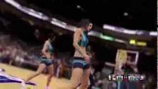 NBA 2K15 PS4 My Career- Cheerleaders