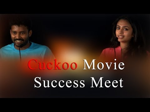 Cuckoo movie Success Meet - RedPix 24x7
