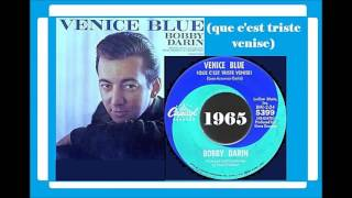 Watch Bobby Darin Venice Blue video