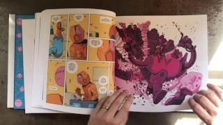 Solid State: Graphic Novel Preview