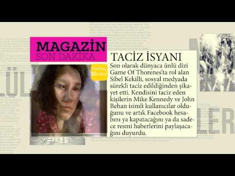 Sİbel Kekİllİ'nİn Tacİz İsyani video
