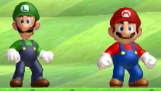 New Super Mario Bros U - Boost Rush Mode (2 Players)