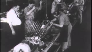 Men Bet Their Lives on It -- Packard Merlin Engines