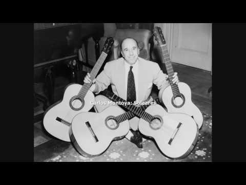 Carlos Montoya Flamenco! 02 Soleares