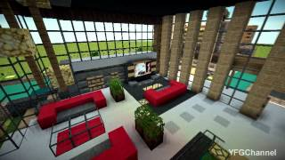 Minecraft - Luxurious Modern House V7 (Download)