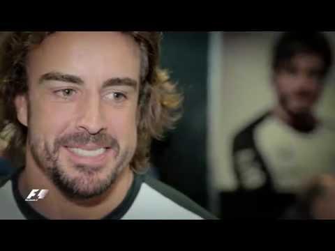 Fernando Alonso Celebrates His 250th Grand Prix | 2015 Russian Grand Prix