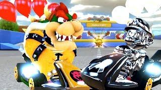 Mario Kart 8 Deluxe - Online Battle Mode (Full Battle Gameplay) + Golden Mario, Metal Mario & More