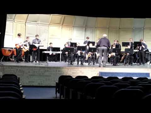 Grace Community School Jazz Band - 03/01/2013