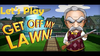 Casual Friday - Get Off My Lawn! | Alien Murder!