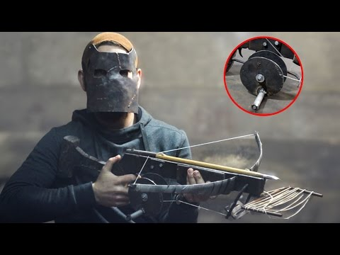 Rust Новый арбалет для рейдов New crossbow for raid Rust