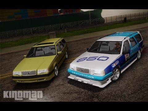 GTA SA - Volvo 850 Estate Turbo 1994