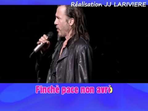 Florent Pagny - Finche Pace Non Avro