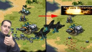 C&C Red Alert 2 Pro Plays: Korea?! || How to Defend A Rush