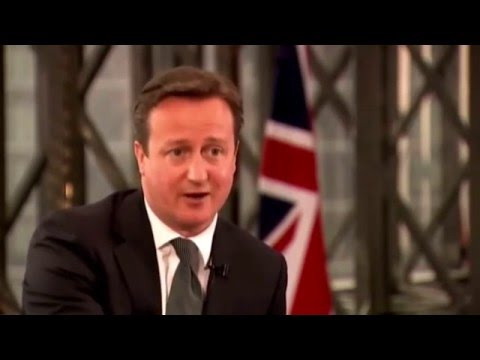 David Cameron on Tax Avoidance 2013