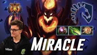 Miracle Necromaster Shadow Fiend | Dota 2 Pro Gameplay