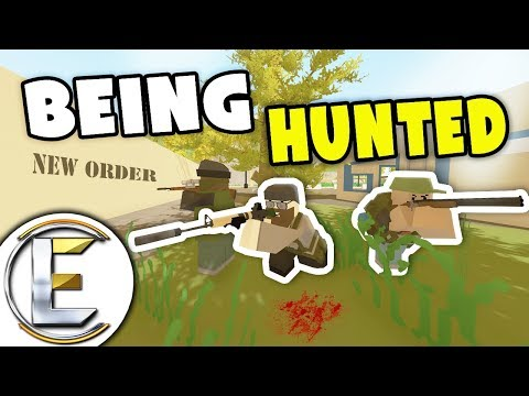 Being Hunted - Unturned Roleplay Outbreak Story S3#2 (Found The Bandits Stash Of Military Weapons) thumbnail
