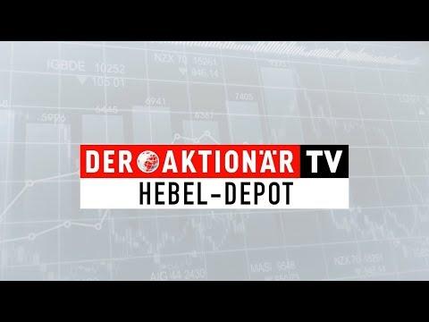 Hebel-Depot: Performance hat sich in zwei Wochen verdoppelt