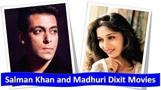 Salman Khan and Madhuri Dixit Movies