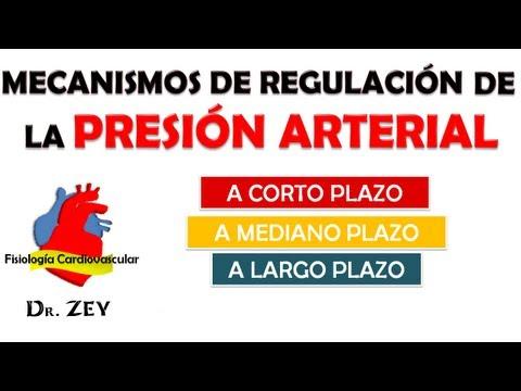 MECANISMOS DE REGULACIÓN DE LA PRESIÓN ARTERIAL.