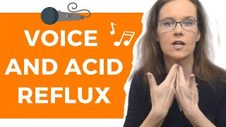 Is Acid Reflux Affecting Singing Voice? The Truth About Laryngopharyngeal Reflux