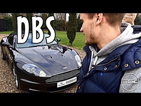 FIRST DRIVE: Aston Martin DBS!