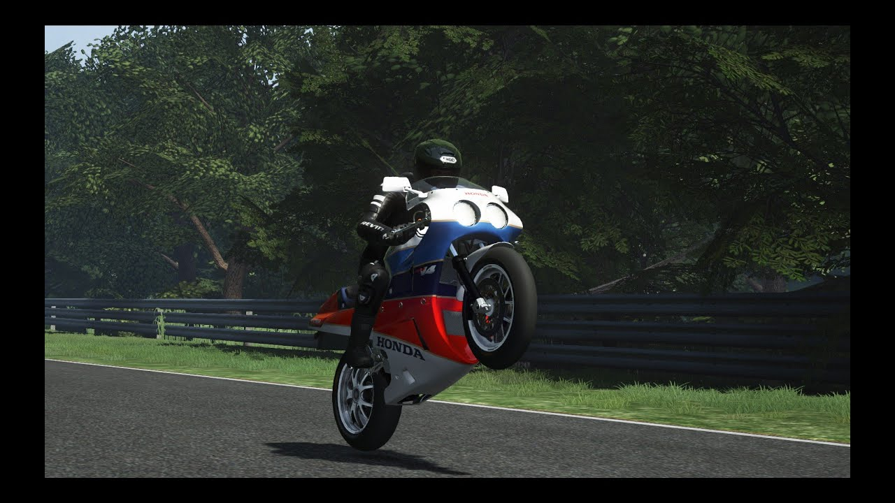Ride Game Wallpaper Ride Game Honda Vfr 750r