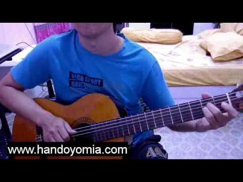 把悲伤留给自己 Ba Bei Shang Liu Gei Zi Ji - 陈升 - Fingerstyle Guitar Solo