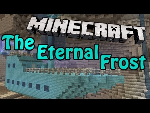 Minecraft 1.4.7 - The Eternal Frost Mod - Review [German ] (5) + Installation