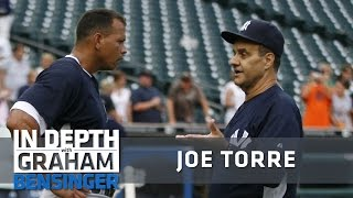 Joe Torre: Alex Rodriguez was selfish