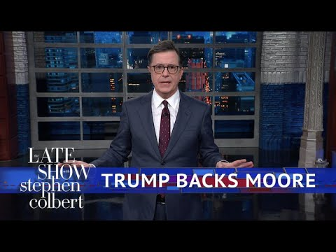 President Trump's Pedophile Stump