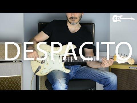 Despacito - Luis Fonsi, Daddy Yankee ft. Justin Bieber - Electric Guitar Cover by Kfir Ochaion Download my music: iTunes: http://hyperurl.co/ikfiro Google Play: http://hyperurl.co/gKfiro Spotify:...