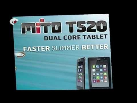Mito T520. Tablet Android Jelly Bean Harga Sejutaan