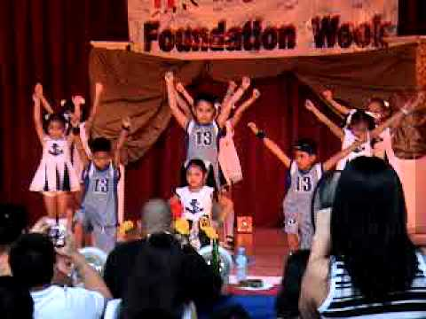 Ridgewood School 11th Foundation Day  Dance Competition 2009