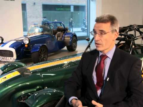 UK automotive manufacturing - June 2012 data (half year review) - SMMT Chief Executive, Paul Everitt