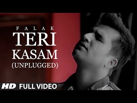 Teri Kasam (Unplugged) Falak Shabir - Official Music Video -...