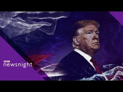 US election 2020: Who will challenge Trump? - BBC Newsnight