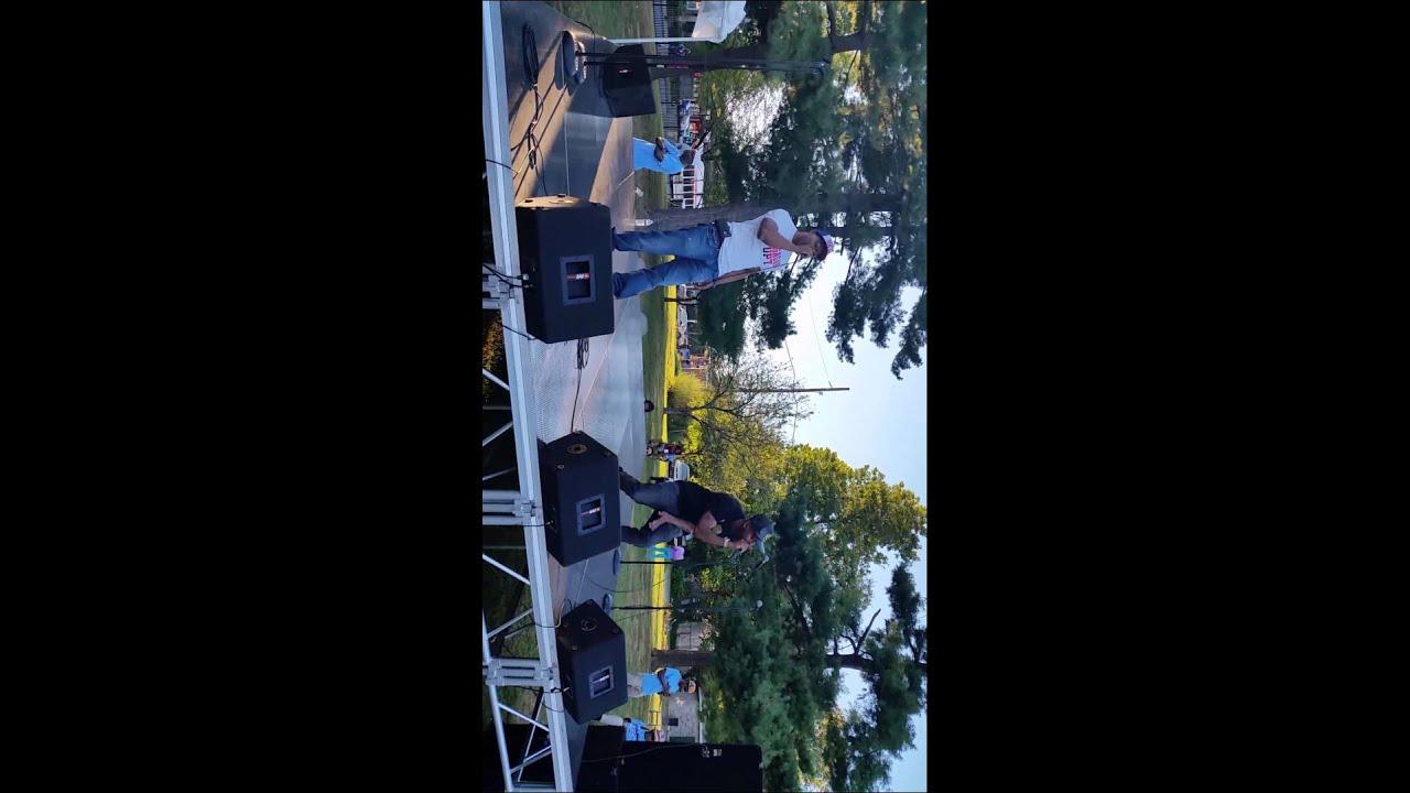 The Bloc Party/Gillie da Kidd live - YouTube