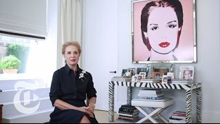 Carolina Herrera Interview: Pursuing Elegance | The New York Times