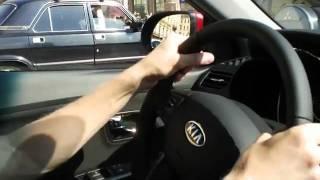 Kia rio 2012 тест драйв