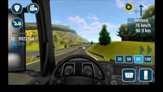 Truck Simulation 16 Gameplay