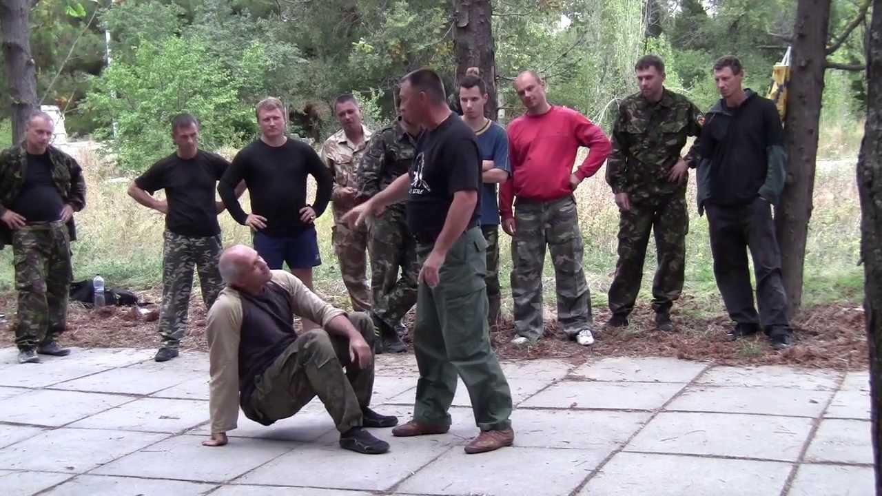 Боевое искусство: Русский стиль - система рукопашного боя