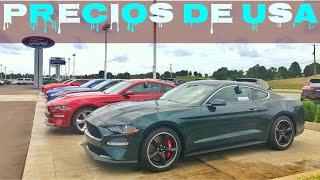 ‼️Venta De Carros Deportivos Nuevos  MUSTANG  En EEUU 2019 - Precios De USA‼️