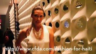 Cortney Renee Coco Fashion For Haiti