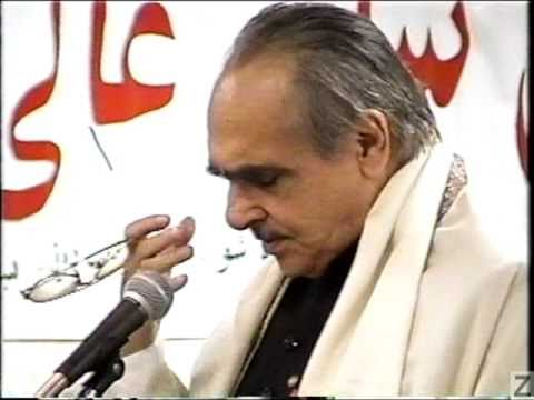 Jameeluddin Aali in Houston-2000(Jeevay Pakistan)