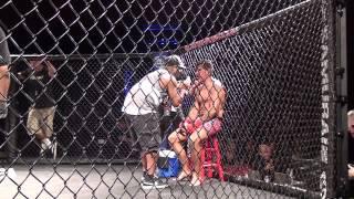 Kory Kelley vs Eddie Jackson Samurai MMA 3