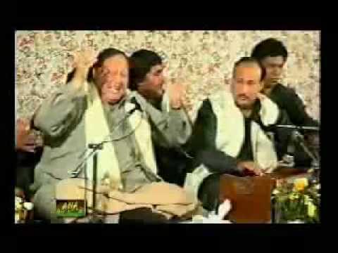 Dil Pe Zakhm | Nusrat Fateh Ali Khan Qawwali Dil Pe Zakham Khate...