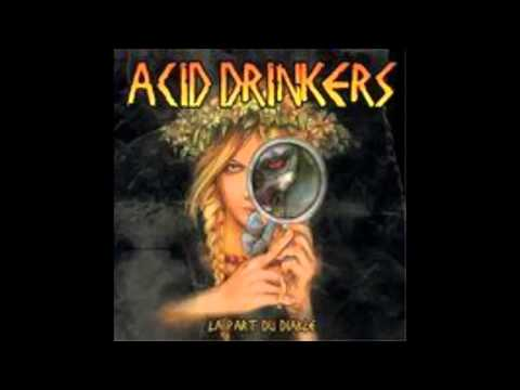 Acid Drinkers - Primal Nature